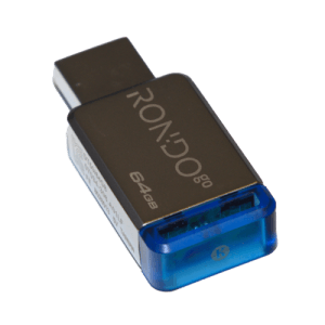 Kingston DataTraveler 50 RONDO Edition 64 GB
